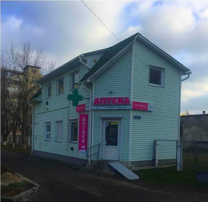 Продам здание — 90 кв.м.