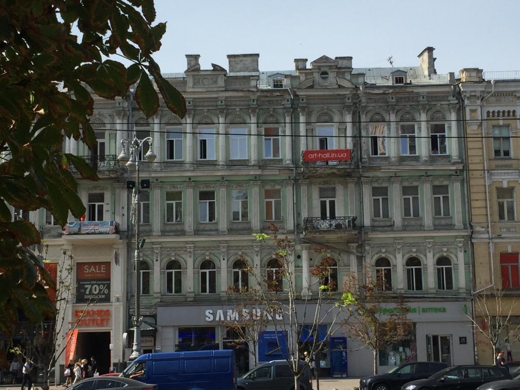 Сдам в аренду нежилое помещение офис г.Киев Шевченковский район ул.Крещатик – 44