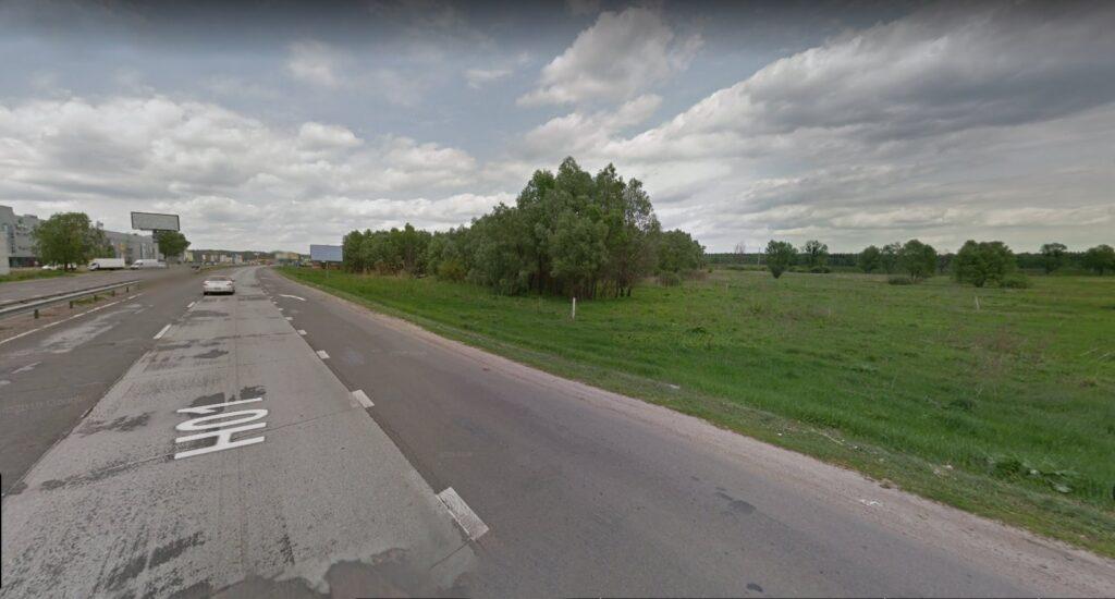 Продам фасадный участок Киево — Святошинский район с.Ходосеевка – 57 соток